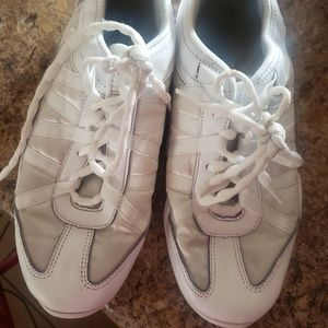 Nfinity Evolution Cheer shoes.